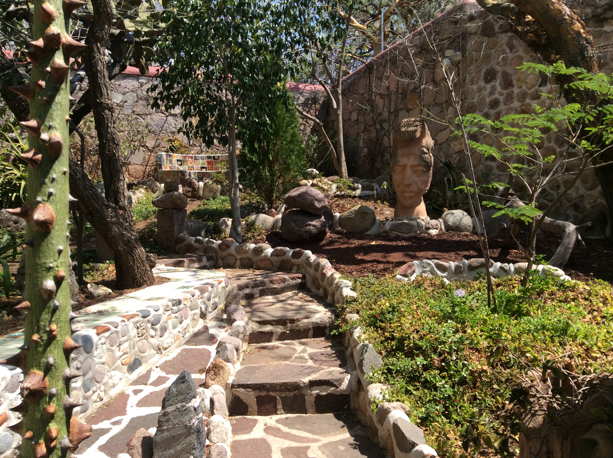 Notes from a garden | From Echo River and Guanajuato